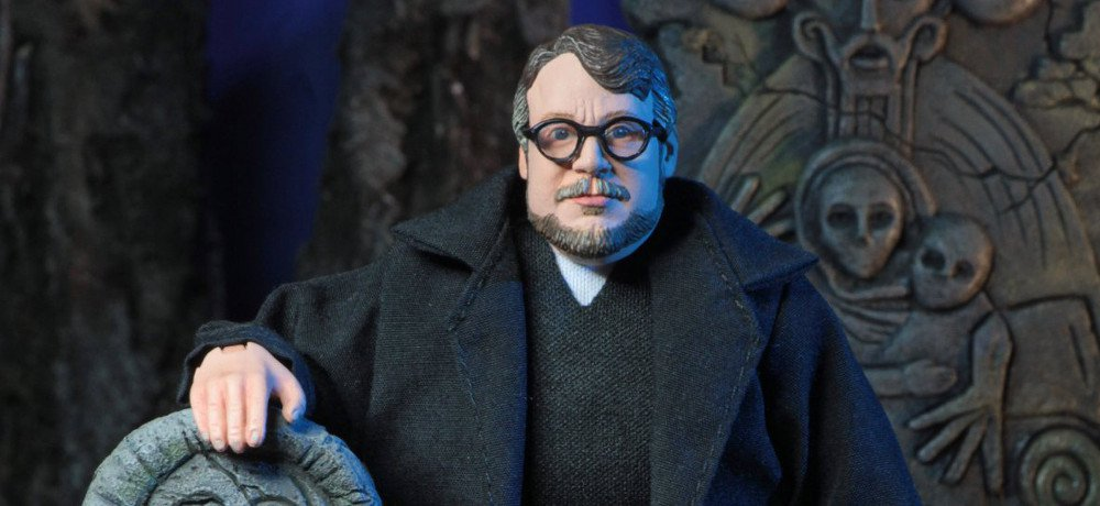 NECA Celebrates Filmmaker Guillermo del Toro with New San Diego Comic-Con Exclusive Figure