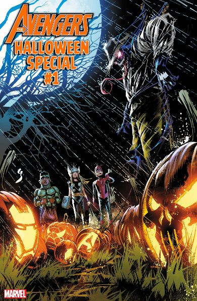 Trick or Treat, True Believers! It's the 'Avengers Halloween Special!'
