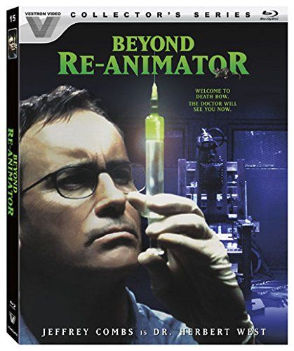 Beyond Re-Animator – Blu-ray Review