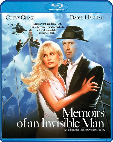 Memoirs of an Invisible Man – Blu-ray Review