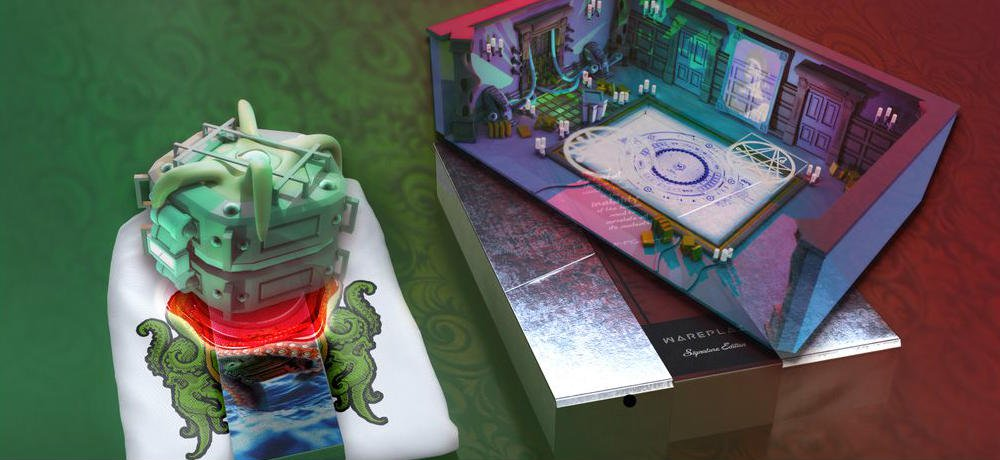 WarePlai's 'Reign of Cthulhu' Combines Augmented Reality with Multiplayer Mobile Gaming
