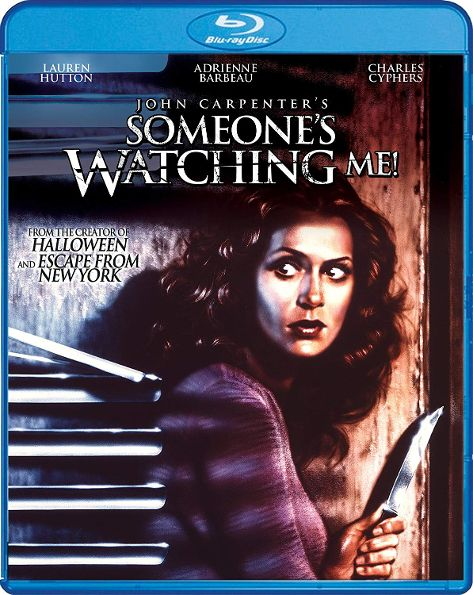Someone's Watching Me! – Blu-ray Review