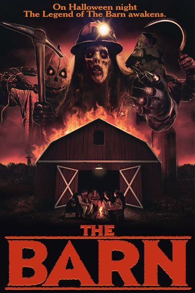 Three Villains Are out of 'The Barn' – On Digital Platforms this July 27th