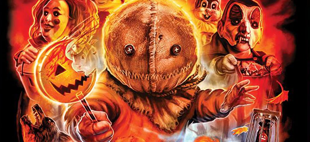 Scream Factory Announces 'Trick 'r Treat' Collector's Edition Blu-ray