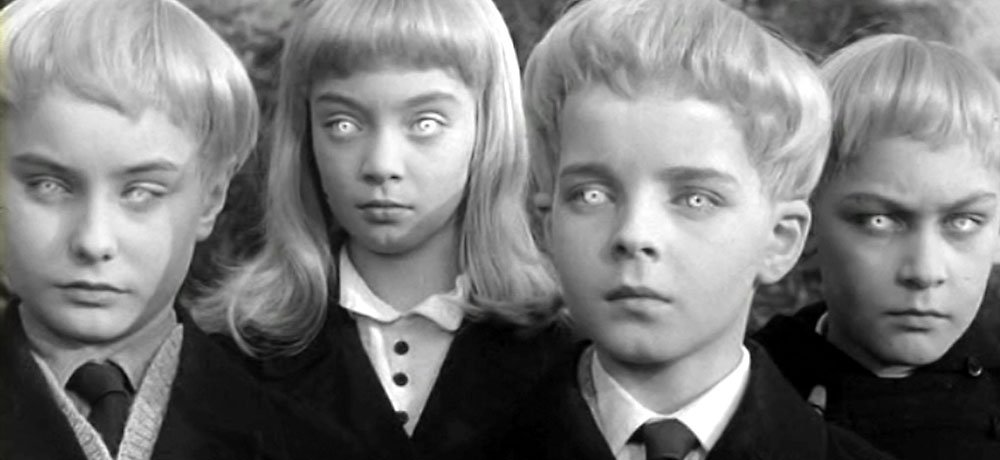 'Village of the Damned' (1960) Blu-ray Will Hypnotize Viewers on July 31st from Warner Archive