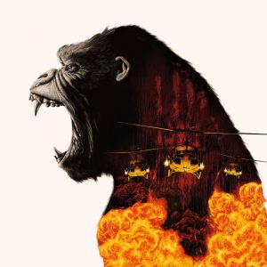"'Kong: Skull Island' OST | Deluxe ""Lava"" 2LP Vinyl Available on Waxwork Records"