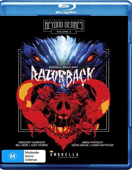 Razorback – Blu-ray Review
