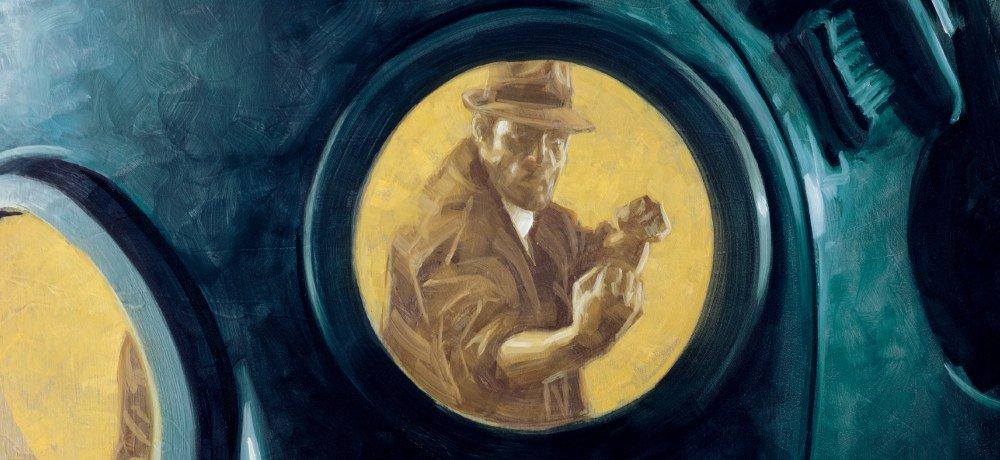 Read Exclusive Preview Pages from Dark Horse Comics' 'Joe Golem: Occult Detective – The Drowning City' #1, Co-Written by Mike Mignola and Christopher Golden