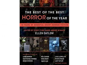 Best of the Best Horror of the Year – Book Review