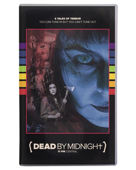 Two Terrifying Tapes of Halloween Horror Hit VHS