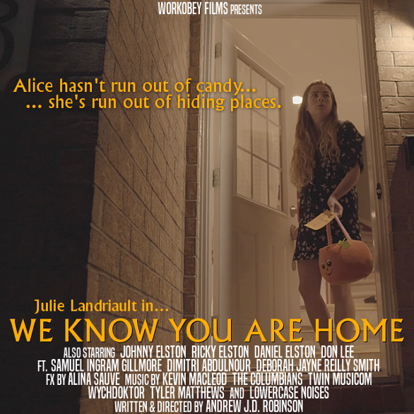 Check Out 'We Know You Are Home,' a Short Online Horror Film