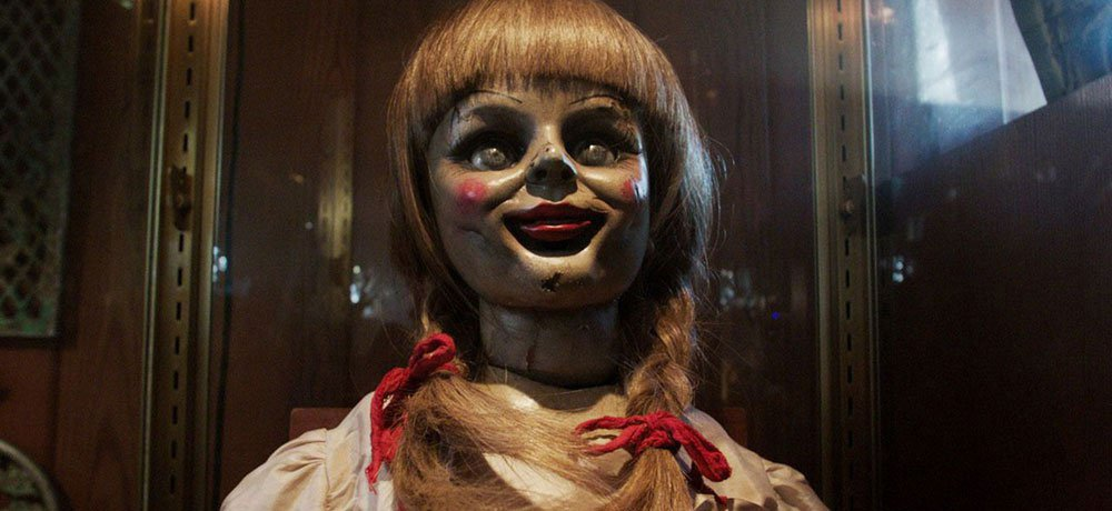 Official Synopsis for Third 'Annabelle' Movie