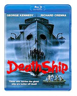 'Death Ship' (1980) Blu-ray and DVD Available December 11th, 2018