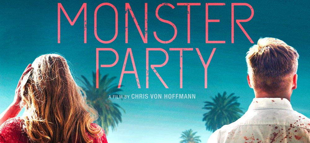 'Monster Party' is Coming to Blu-ray and DVD on December 18th