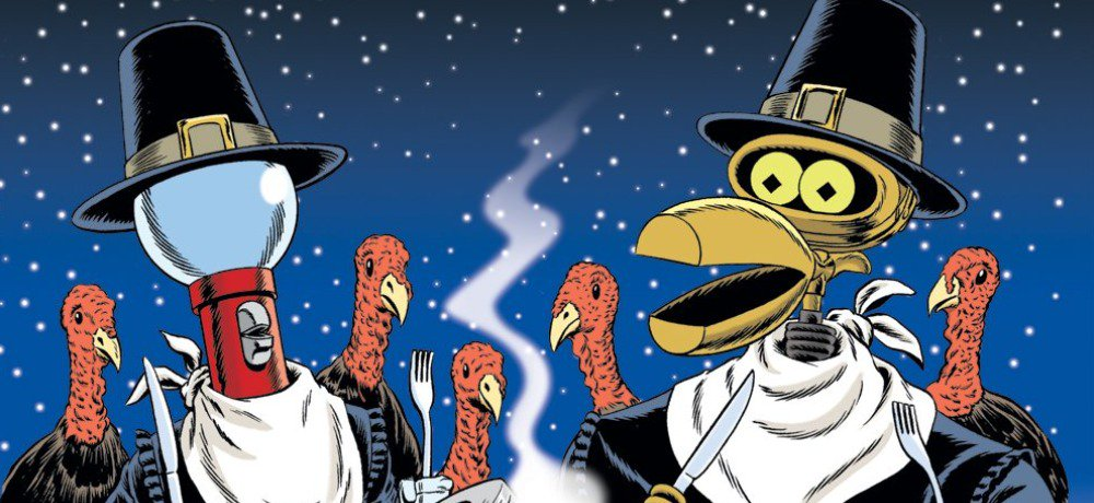 "Gobble Up Shout! Factory TV's 'Mystery Science Theater 3000' Pre-Holiday ""Turkey Day"" Marathon on November 18th"