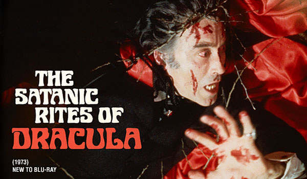'The Satanic Rites of Dracula' (1973) New 2018 1080p HD Master