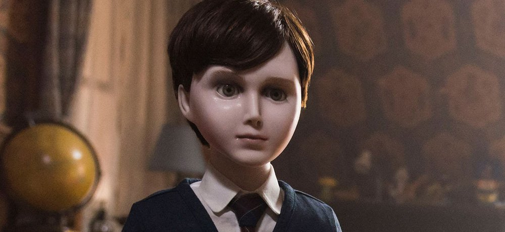 Brahms to Terrify Owain Yeoman and Ralph Ineson in 'The Boy 2'