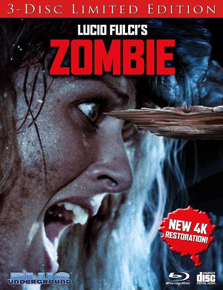 Zombie 4K – Blu-ray Review