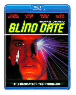 'Blind Date' (1984) Available on Blu-ray January 8th