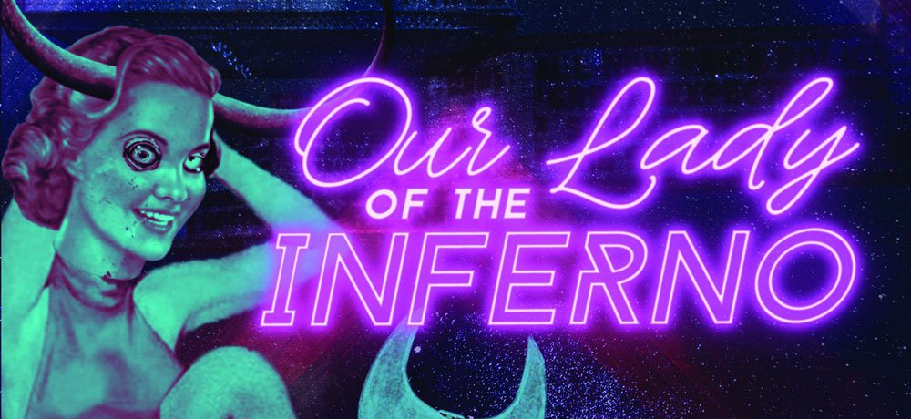 Fangoria Developing Movie Adaptation of Preston Fassel's 'Our Lady of the Inferno'