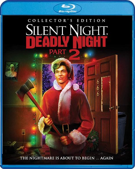 Silent Night, Deadly Night Part 2 – Blu-ray Review
