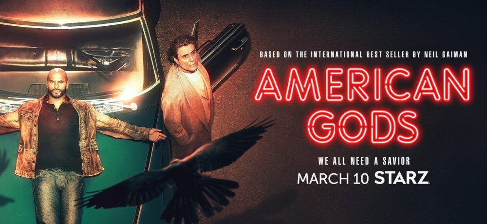 """""""Wars Are Coming"""" in the Official Trailer for 'American Gods' Season 2"""