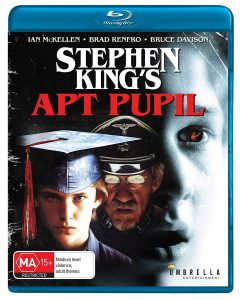 Apt Pupil – Blu-ray Review