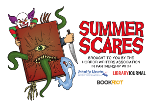 Summer Scares Authors Announced!