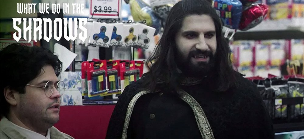 Watch the Official Trailer for 'What We Do in the Shadows' Series