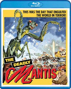 The Deadly Mantis – Blu-ray review