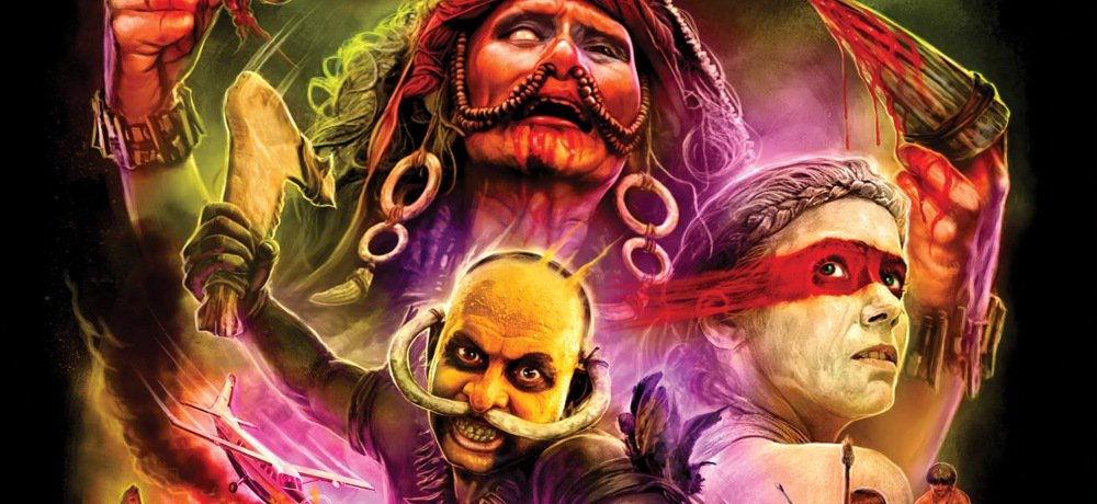 Full Release Details for Scream Factory's Collector's Edition Blu-ray of Eli Roth's 'The Green Inferno'