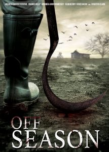 Cult Thriller 'Off Season' to Show in 10 US Cities this March 15th!