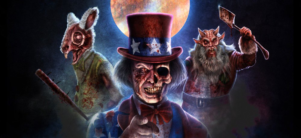"Universal Studios Hollywood Will Premiere a New ""Holidayz in Hell"" Maze at Halloween Horror Nights 2019"