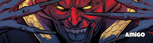 'Planet of Daemons' Mixes Wonder with Dread, Occult with Action