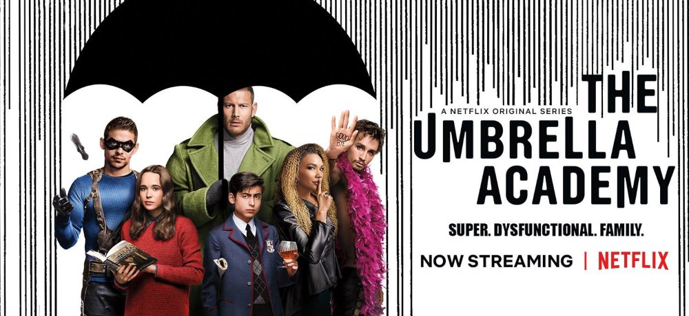 'The Umbrella Academy' Renewed for a Second Season by Netflix