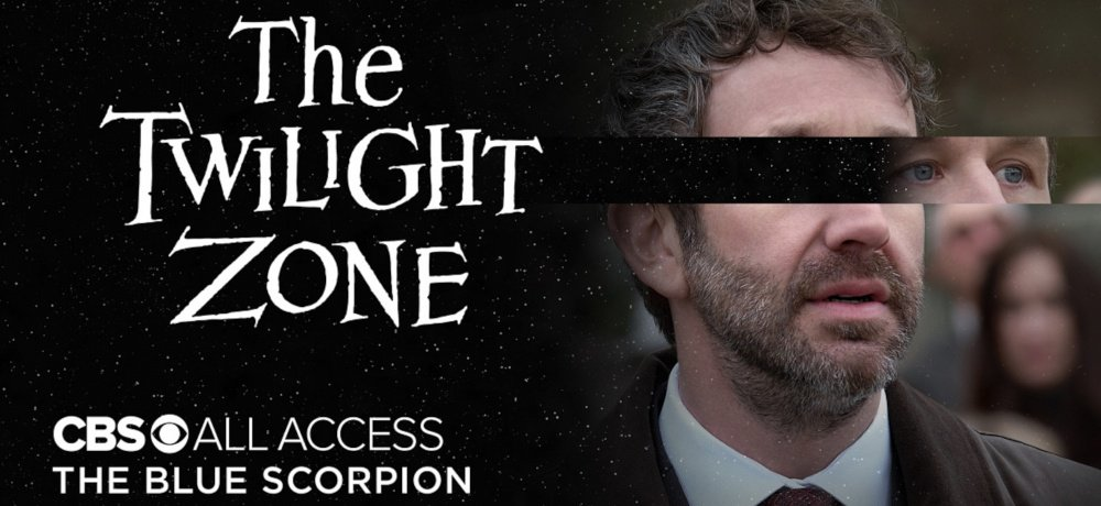 """Watch the Trailer for New THE TWILIGHT ZONE Episode """"The Blue Scorpion,"""" Starring Chris O'Dowd"""