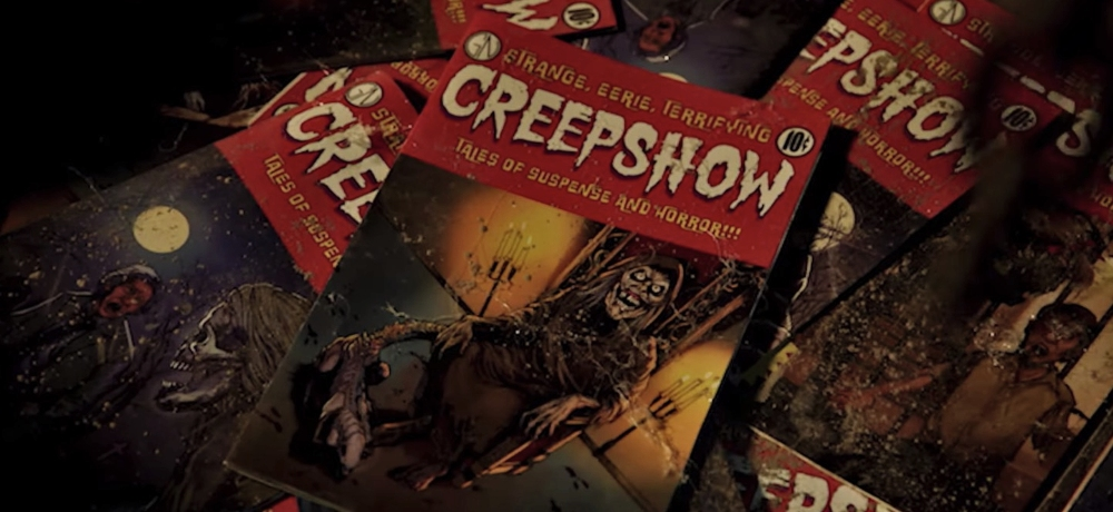 From SDCC 2019: Watch the Trailer for New CREEPSHOW Series