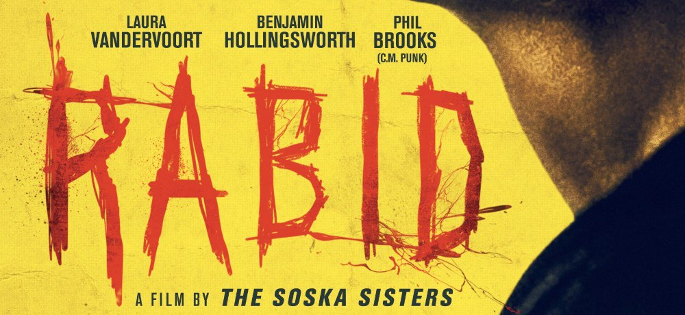 Trailer and Poster for Jen and Sylvia Soska's RABID, Starring Laura Vandervoort and Phil Brooks
