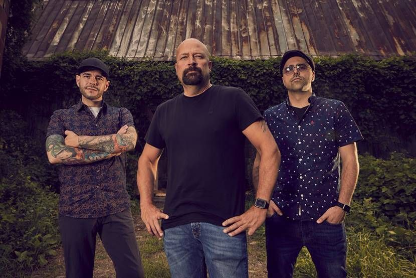 The Boys are Back! Paranormal Pioneers Jason Hawes, Steve Gonsalves, and Dave Tango Star in GHOST NATION on Travel Channel