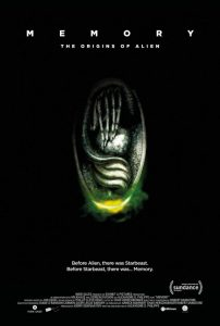 Check Out the Official Trailer for MEMORY: THE ORIGINS OF ALIEN, Coming to Theaters and VOD on October 4th