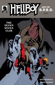 Eisner Award-Winning Creators Mike Mignola and Adam Hughes Reunite for An All New HELLBOY & THE B.P.R.D Story