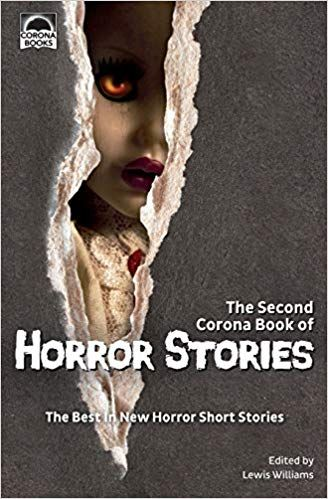 The Second Corona Book of HORROR STORIES – Book Review