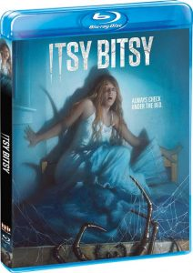 ITSY BITSY Comes to Blu-ray and DVD This October from Scream Factory