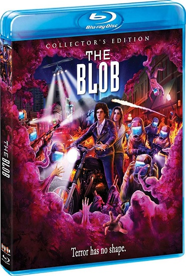 Full Release Details for Scream Factory's THE BLOB (1988) Collector's Edition Blu-ray
