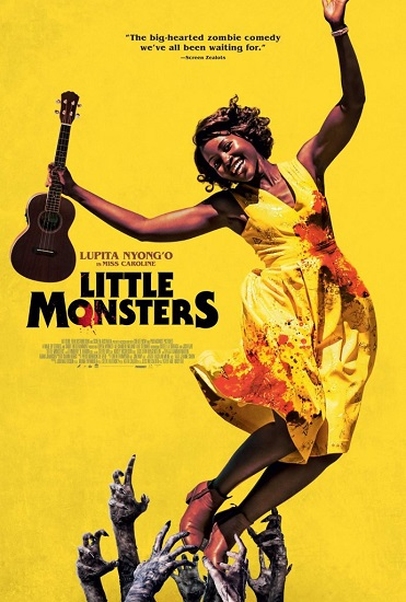 New Red Band Trailer and Character Posters for LITTLE MONSTERS, ON Hulu October 11th
