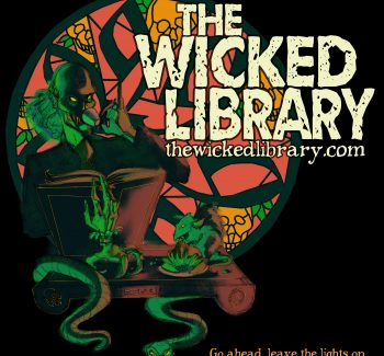 """Women in Horror: """"Train Man"""" at the Wicked Library"""