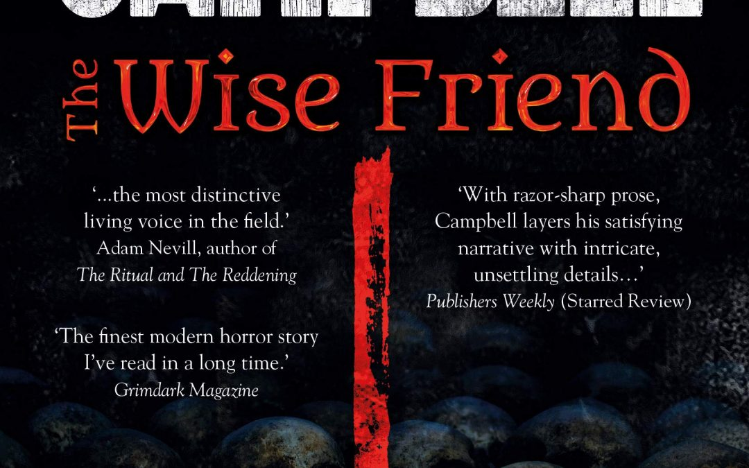 Book Review: THE WISE FRIEND