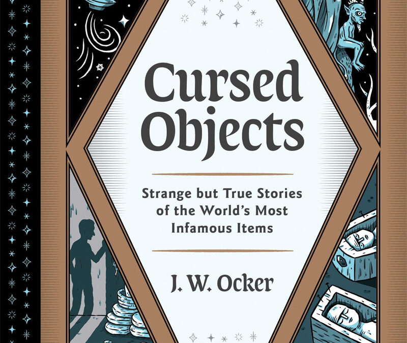 Book Review: CURSED OBJECTS