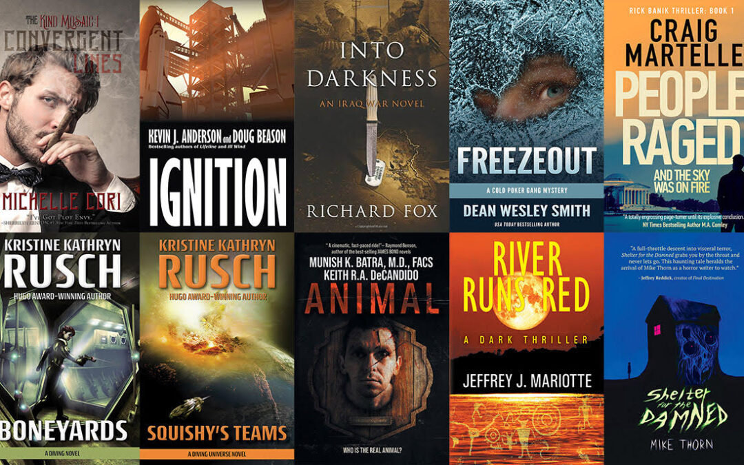 The Pulse Pounders StoryBundle!