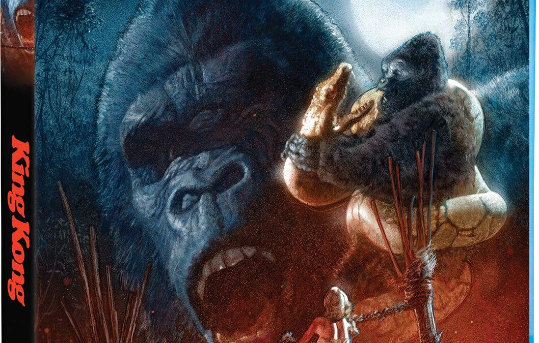 Blu-ray Release: KING KONG '76